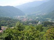 Villar Perosa dall'alto...