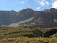 Gran Vaudala Sud e Nord dal Lago Rosset