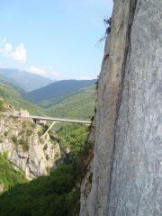 idee verticali... vista sul ponte di loreto