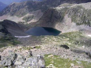 Lago di Mercantour m.2454