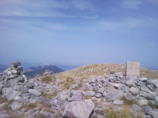 Pollino (Monte) dal Colle dell'Impiso 2011-08-04