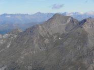 15 - dettaglio Rognosa del Setriere dalla cima