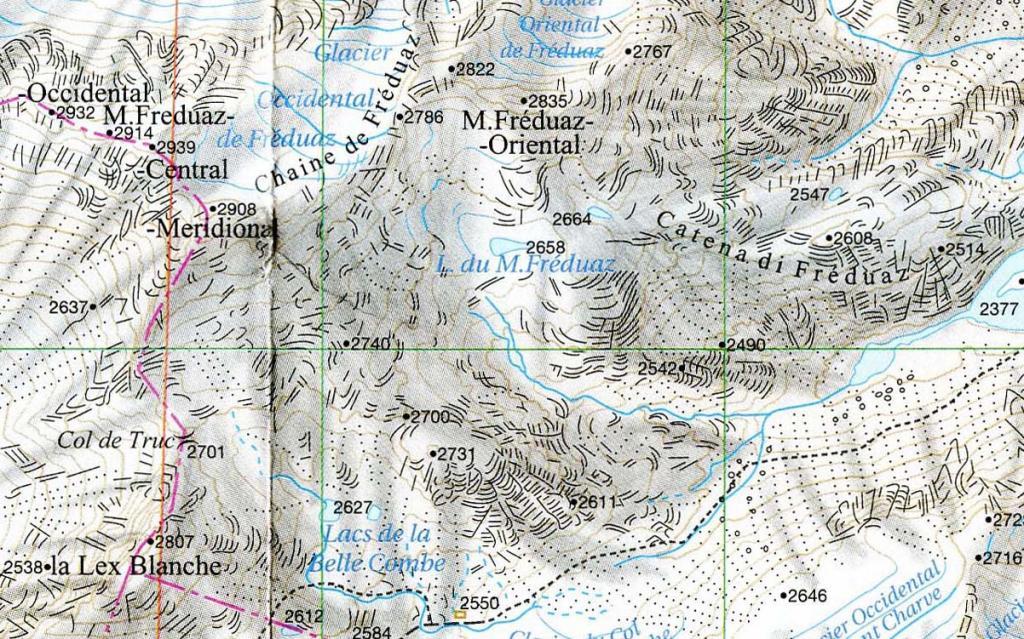 m. freduaz, da l'escursionista ediz. 2008