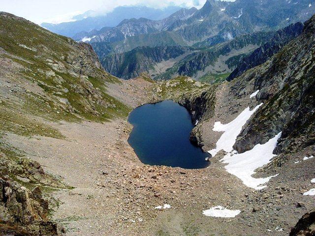 lago del carbonè