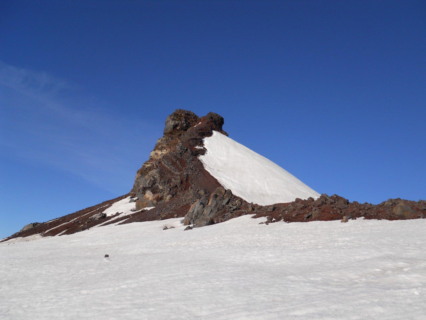 Snefellsjokull da Hellnahraun 2011-08-08