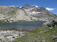 Punta Fourà dai Laghi di Comba