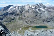 lago savine dall'alto
