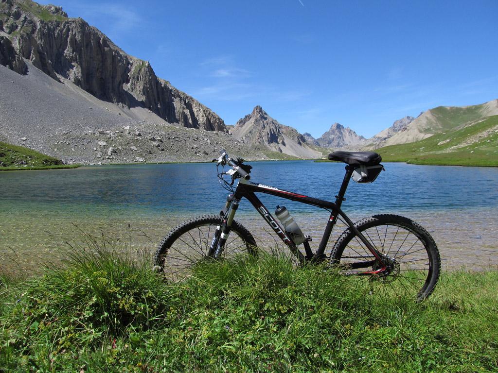 Lago dell'Oronaye
