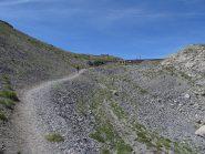 In vista del Passo della Cavalla