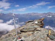 Orsiera cima nord 2890m