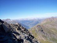 La Val Chisone dal colletto