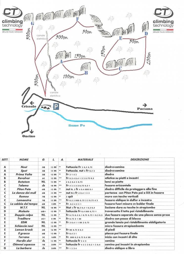 Roccia Re Trad Area 2011-08-11