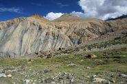 ambiente di salita verso il Campo Base (11-8-2011)