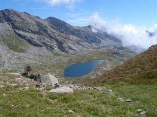 il lago della fertà