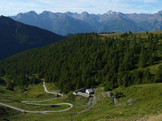 Tornate alpe Chavalary 2150 m.