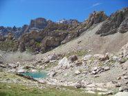 altro lago lungo il sentiero verso il Colle Infernetto