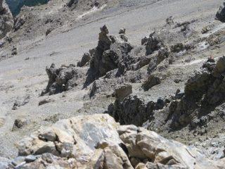 Pinnacoli calcarei