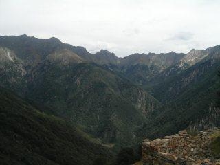 dall'alpe Leciuri