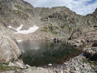 il lac de la Lusière