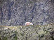 Rif. Sella dal colletto della Punta Fourcion