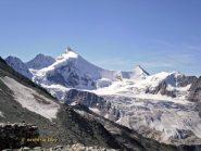 Zinalrothorn e Ober Gabelhorn.