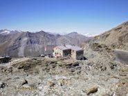 Cabane de Tracuit.