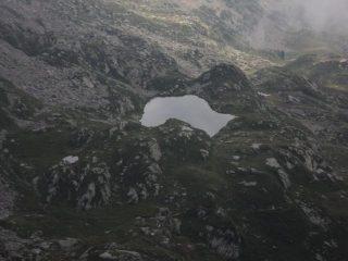 Il Lago Torretta dal M.Pietra Bianca