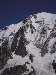 Lo sperone della Tournette che porta sulla cresta delle Bosses e quindi al Bianco
