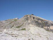 plateau sommitale e rifugio Nuvolau