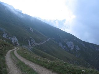 sterrata per Alpe Tour