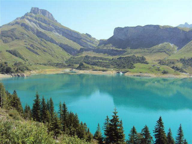 Gran San Bernardo (Colle del) da Aosta, giro del Monte Bianco per Bourg Saint Maurice, Chamonix, Martigny 2011-08-20