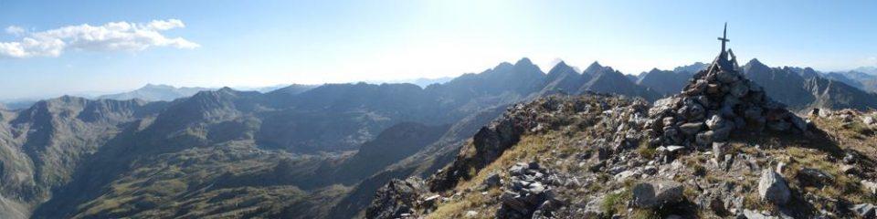 Dalla vetta, panoramica 3