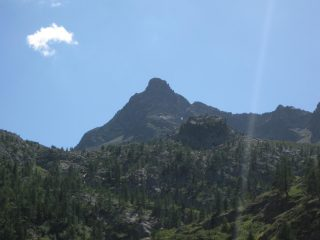 il becco alto dal vallone