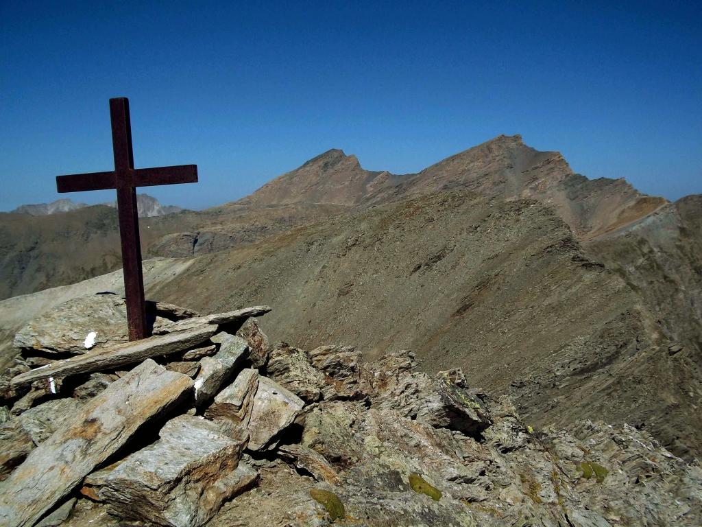 Il Monte Salza e il Mongioia