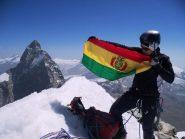 Me, on un ricordo speciale per la nostra guida boliviana!