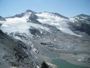 ghiacciaio des sources de l'isère