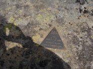 triangolino di vetta