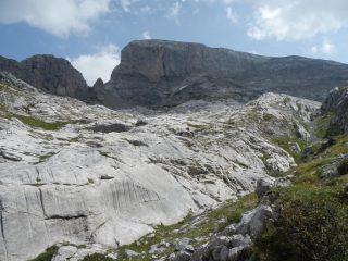 Saline, vista dal vallone delle Masche