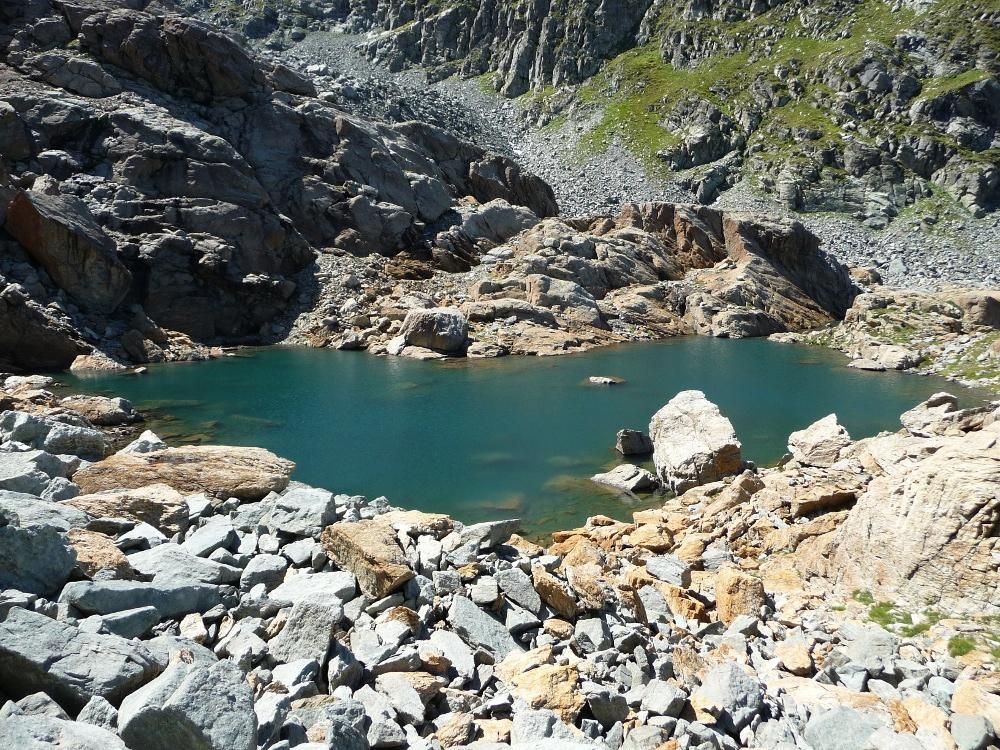 Ciorneva (Monte) da Mondrone perlago Casias e laghi Bianchi 2011-08-27