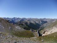 Le Alpi Provenzali dal Colle del Ferro