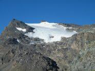 punta e ghiacciaio basei