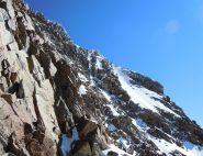 cresta della normale italiana..quasi patagonica