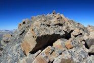 ultime roccette prima della cima (28-8-2011)