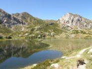 Il lago della Brignola