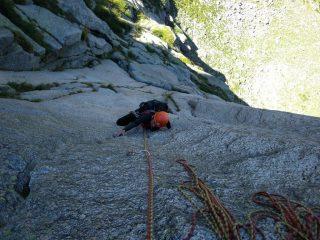 roccia da favola su Papillon
