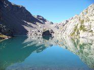 Secondo lago Bella Comba