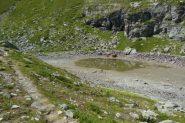 quel che rimane del lago Vasuero