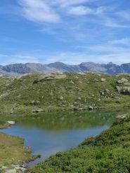 uno dei laghi di Trione