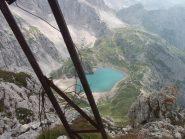 la sotto il lago Coldai