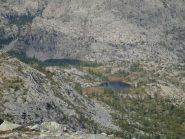 laghie Rifugio Barbustel dalla Cima Piana
